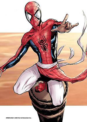 Spider Man India