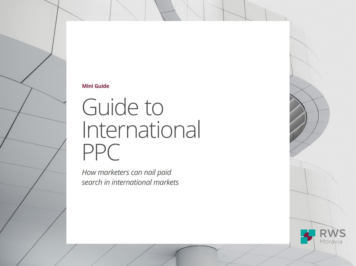Guie to International PPC Cover
