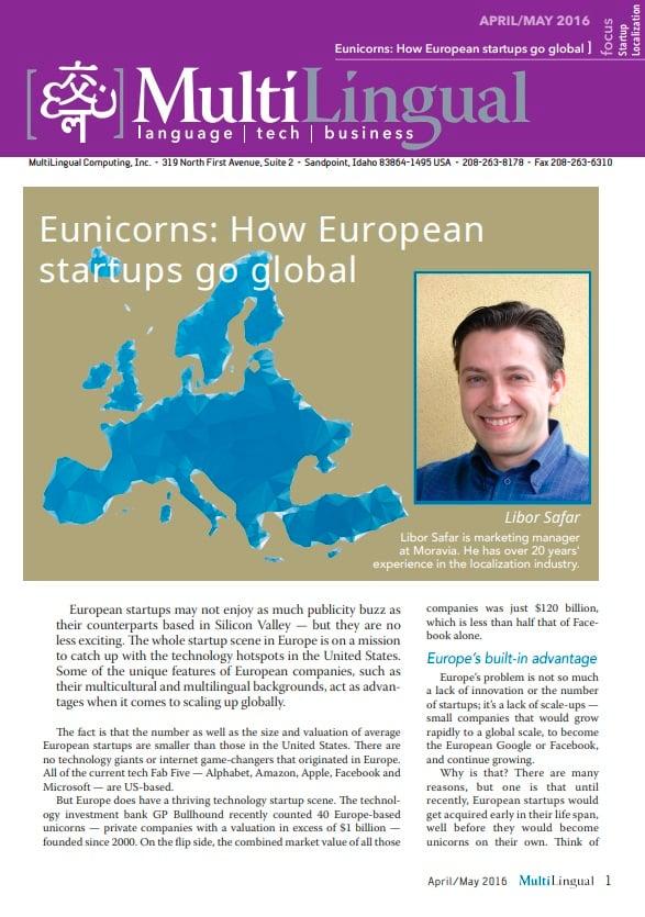How European Startups Go Global Cover
