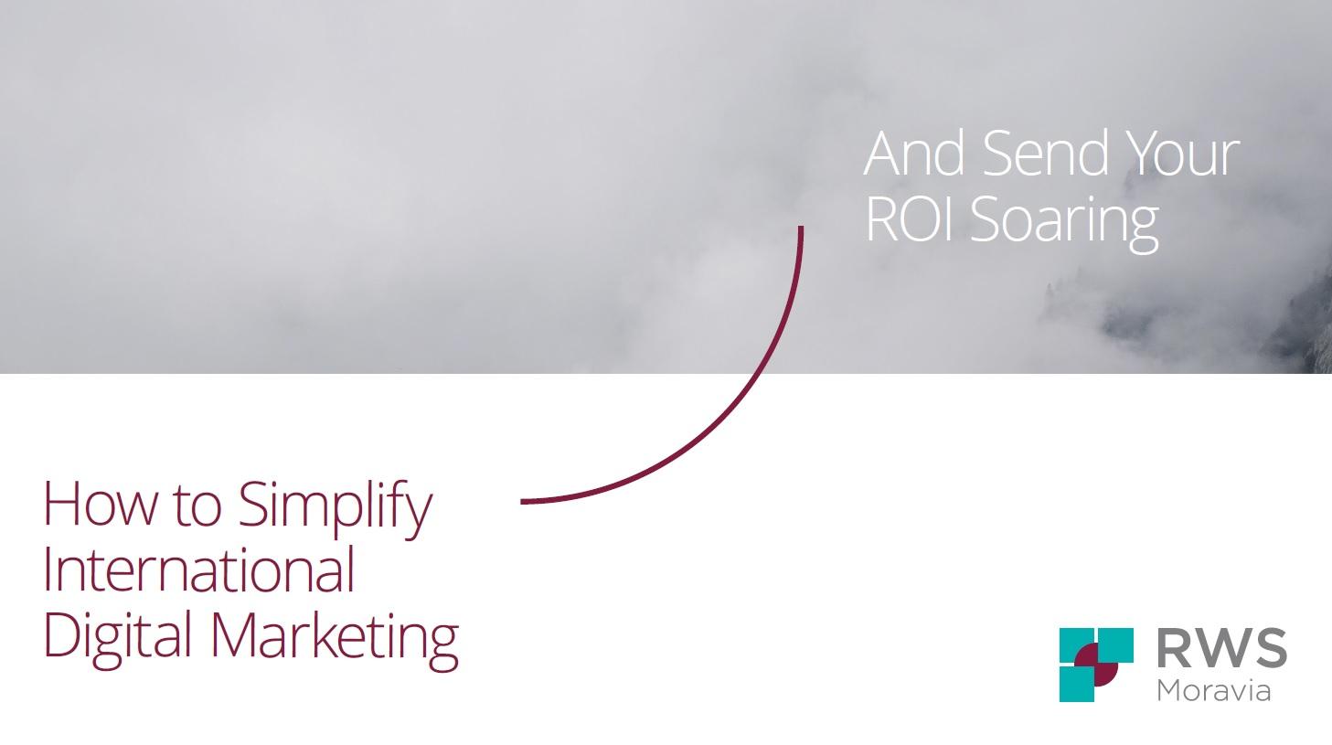 How to Simplify International Digital Marketing Cover