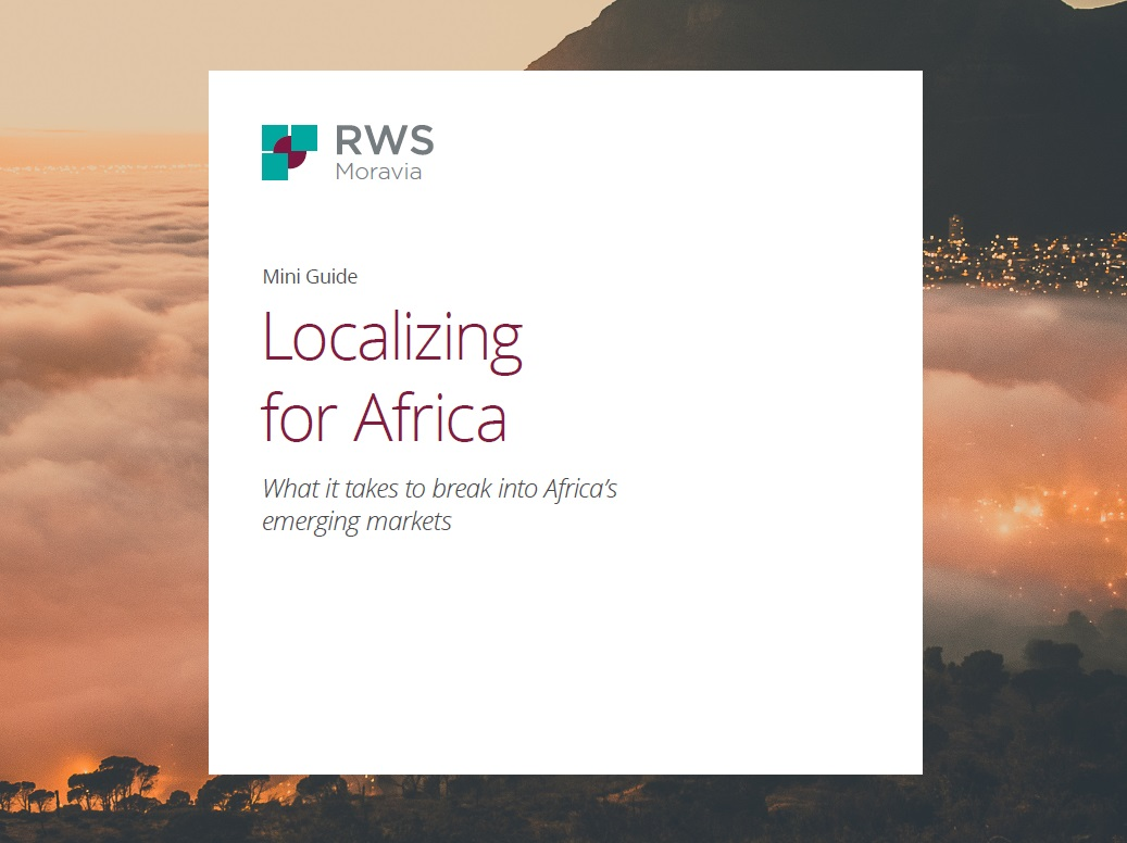Localizing for Africa Cover