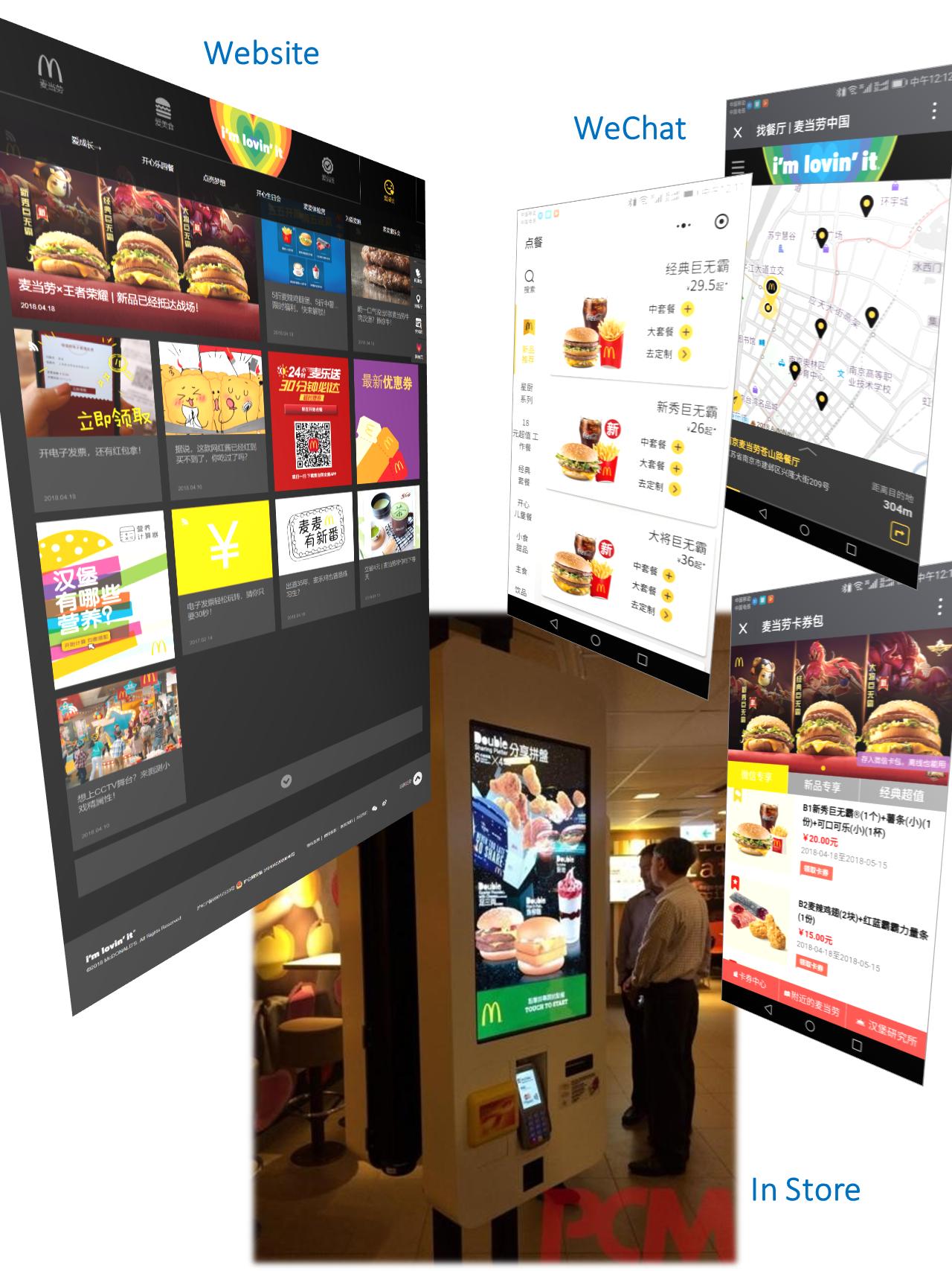 McDonalds Design