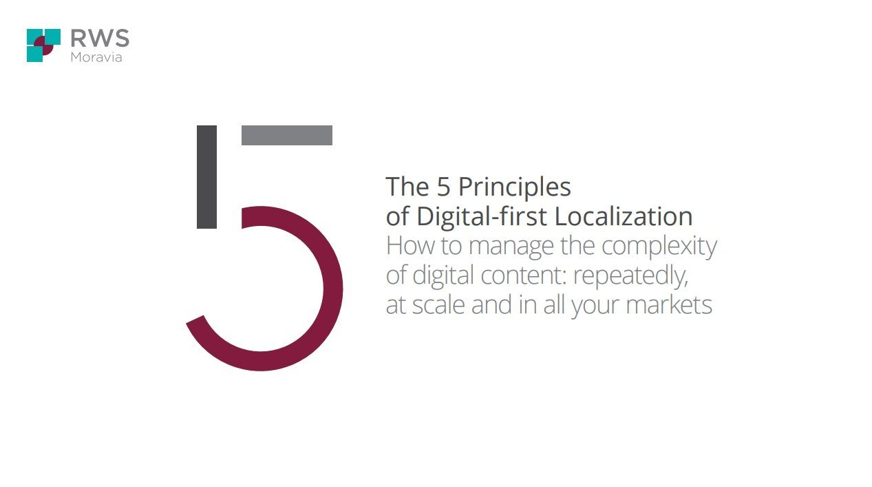 The 5 Principles of Digital-First Localization Cover